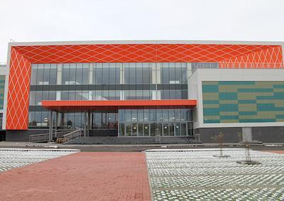 FORTRENT отстроил нижегородский «Крым»