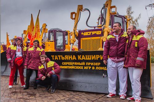 Сила ЧЕТРА, сила российского спорта