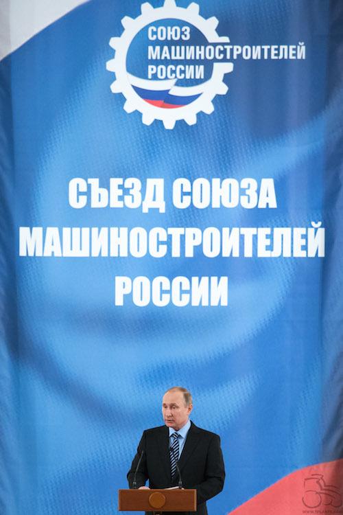Российские машиностроители подвели итоги пятилетки