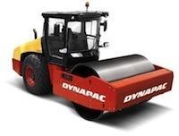 Новые катки Dynapac