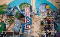 Главные по граффити