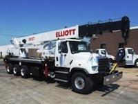Новый автокран Elliott